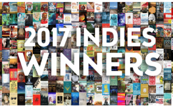 """""""When It's Never About You"""" Named 2017 Foreword INDIES Book of the Year Awards Winner."""