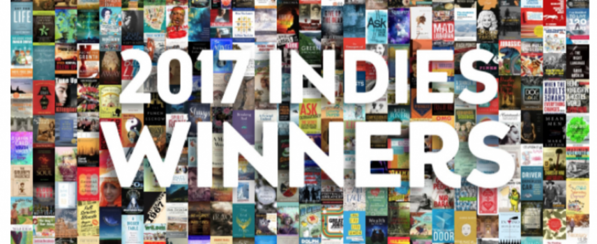 """When It's Never About You"" Named 2017 Foreword INDIES Book of the Year Awards Winner."