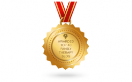 Awarded Top 40 Family Therapy Blogs